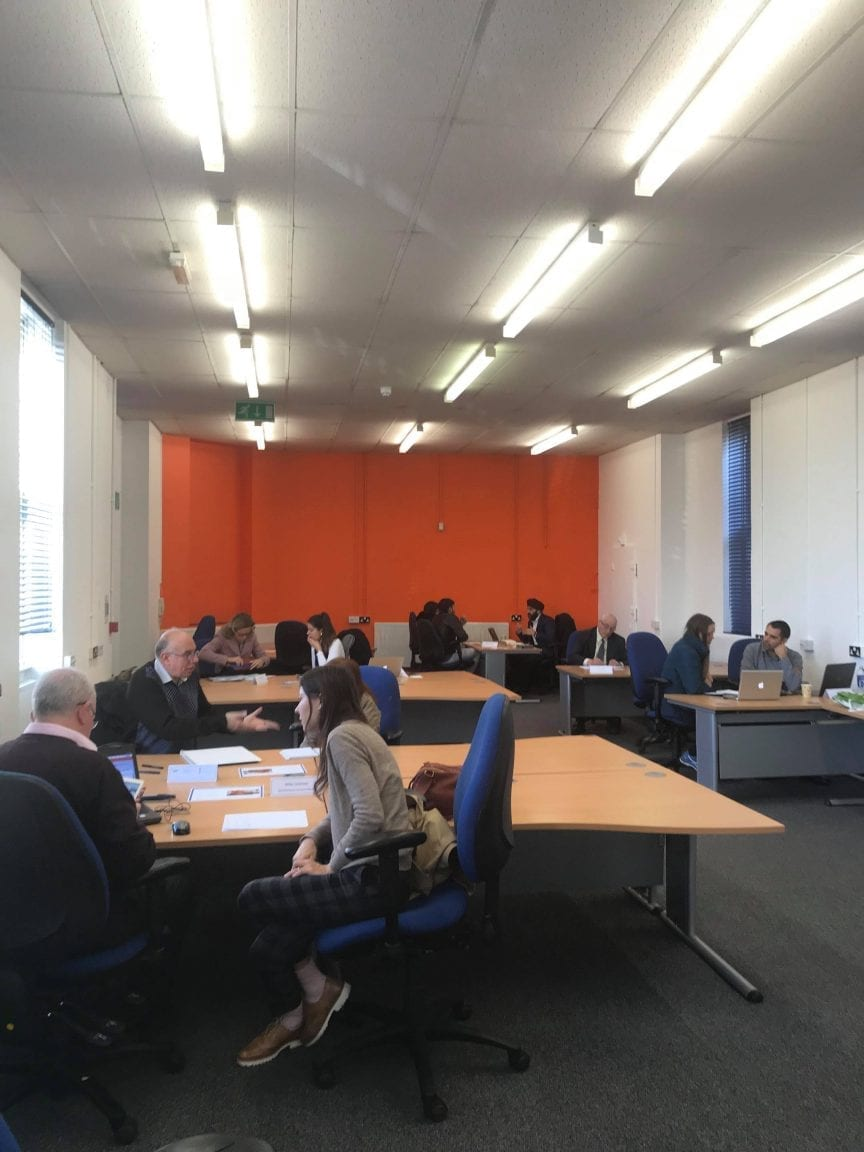 Flexible Co-working Space At Canalside House